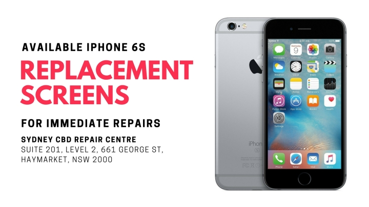 iPhone 6s Replacement Screens